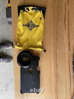 Vortex DBK-60A1 Diamondback Angled Spotting Scope with Vortex Summit SS-P Tripod