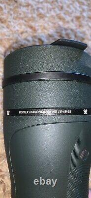 Vortex Diamondback 16-48x65 spotting scope