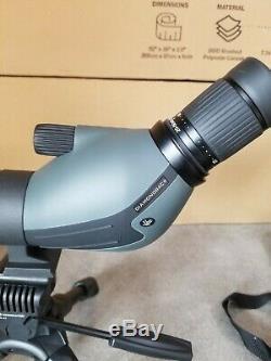 Vortex Diamondback 20-60x60 Angled Spotting Scope DBK-60A1 withtripod & case