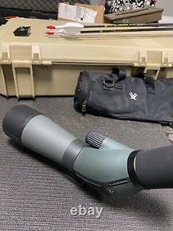 Vortex Diamondback 20-60x60 Spotting Scope With Accessories
