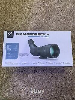 Vortex Diamondback HD 16-48x65 Spotting Scope- Angled