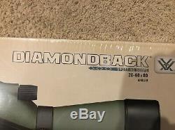 Vortex Diamondback Spotting Scope 20-60x80 Angled