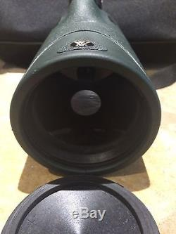 Vortex IMPACT 25-75X70 SPOTTING SCOPE With Vortex Cover, Lens Caps and Stand