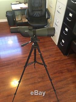 Vortex Nomad 20-60x spotting scope With RedHead Tripod