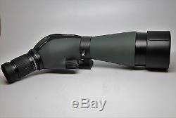 Vortex Optics Diamondback Angled Spotting Scope, 20-60x80