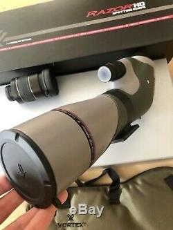 Vortex Optics Razor HD 16-48x65 Angled Spotting Scope Waterproof Retail $1700