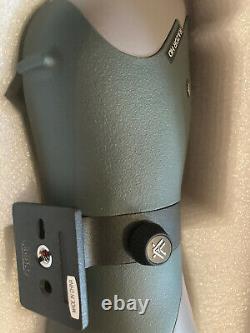 Vortex Optics Razor HD Spotting Scope 20-60x85 Gen 1 New Angled Body WithTripod