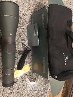 Vortex Optics Razor Hd 27-60 x 85 Straight Spotting Scope RS-85S FAST SHIPPING