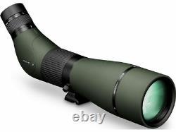 Vortex Optics V502 20-60x85mm Viper HD Angled Spotting Scope Armored Green HiDef