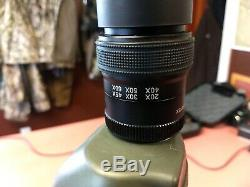 Vortex Optics Viper HD 20-60 x 80 Straight Spotting Scope 20-60x80 HD