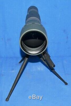 Vortex Razor 27-60x85mm Ultra HD Straight Spotting Scope with Tri-Pod