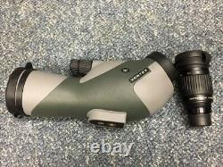 Vortex Razor HD 11-33 x 50 Spotting Scope Angled Body Box Case Caps Pristine