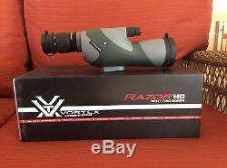 Vortex Razor HD 11-33X50 Straight Waterproof Spotting Scope