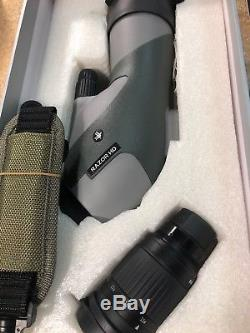 Vortex Razor HD 11-33x50 Angled Spotting Scope With Extras FAST FREE SHIPPING