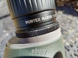 Vortex Razor HD 11-33x50 Angled Spotting Scope with Vortex Summit SS tripod