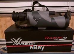 Vortex Razor HD 11-33x50 Straight Spotting Scope RZR-50S1