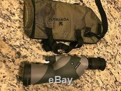 Vortex Razor HD 11-33x50 waterproof spotting scope, glass in excellent condition