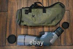 Vortex Razor HD 16-48x65mm Angled Spotting Scope, used 5-6 times, Excellent cond
