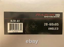 Vortex Razor HD 20-60 x 85 Spotting Scope Angled