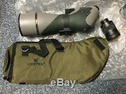 Vortex Razor HD 20-60 x 85 Spotting Scope Angled Body Brand New In Box