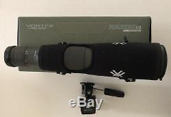 Vortex Razor HD 22-48x65 Straight Spotting Scope