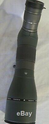 Vortex Razor HD 27-60X85 Angeled Spotting Scope RS-85A Mint