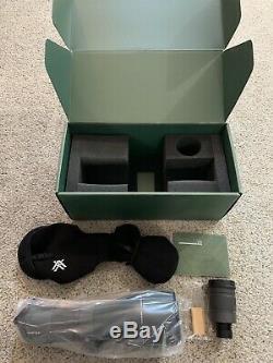 Vortex Razor HD 27-60x85 Angled Spotting Scope Green RS-85A
