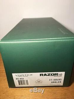 Vortex Razor HD 27-60x85 Angled Spotting Scope (NEW)