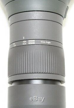 Vortex Razor HD 27-60x85mm Gen 2 Angeled Spotting Scope RS-85A