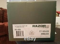 Vortex Razor HD 27-60x86 Angled Spotting Scope