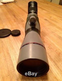 Vortex Razor HD Spotting Scope 20-60x85mm Angled