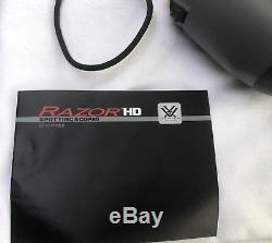 Vortex Razor RZR-65A1 16 48x65 Angled Spotting Scope NIB With Carry Case
