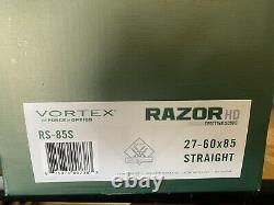 Vortex Razor UHD 27-60X85 Straight Spotting Scope