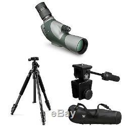 Vortex Spotting Scope Razor HD 11-33x50 Angled RZR-50A1 Bonus #00513+00898+00791