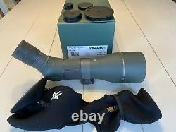 Vortex Spotting Scope Razor HD 27-60x85mm Gen 2 Angled- Assembled In USA