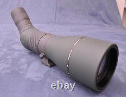 Vortex Spotting Scope Razor HD 27-60x85mm Gen 2 Angled Excellent