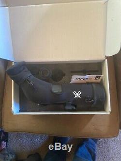 Vortex Viper HD 15-45X65 Angled Spotting Scope V500