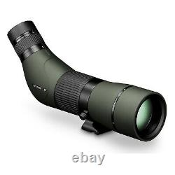 Vortex Viper HD 15-45x65 Spotting Scope (Angled) with Car Window Mount and Cap