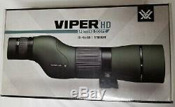 Vortex Viper HD 1515-45X65 Spotting Scope Straight