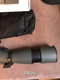 Vortex Viper HD 20-60x80 Angled Spotting Scope With Pouch & Phone Mount Shooting