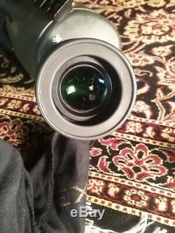 Vortex Viper HD 20-60x80 Spotting Scope VPR-80A-HD with neoprene cover