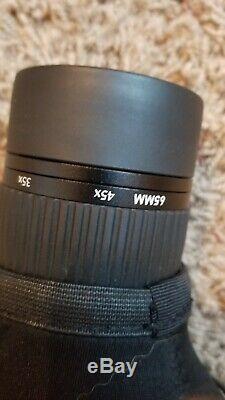 Vortex Viper HD Spotting Scope 15-45 x 65
