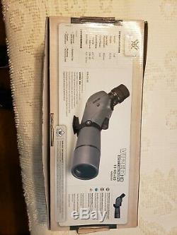 Vortex Viper HD Spotting Scope 15-45 x 65mm Angled Lifetime Warranty Hunting