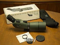 Vortex Viper HD Spotting Scope 15-45x65 Angled Good Condition