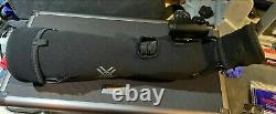 Vortex Viper HD Spotting Scope 20-60x80 Angled with Red Dot Sight USED NO RESERVE