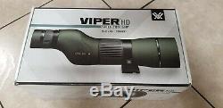 Vortex Viper HD Spotting Scope V501 15-45 x 65 Straight