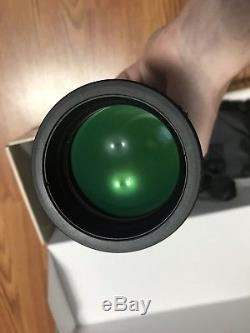 Vortex diamondback spotting scope 20-60x60
