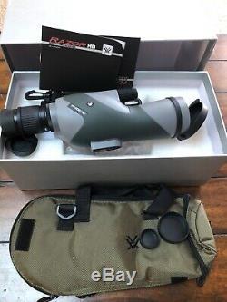 Vortex razor 11-33x50 straight spotting scope