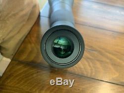Vortex razor hd 27-60x85 spotting scope angled