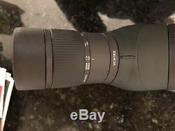 Vortex razor hd spotting scope 85